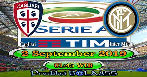 Prediksi Bola855 Cagliari vs Inter Milan 2 September 2019
