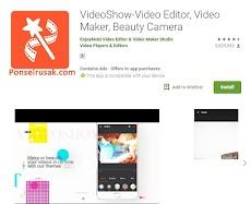 Aplikasi Pembuat Video Terbaik di Smartphone Android