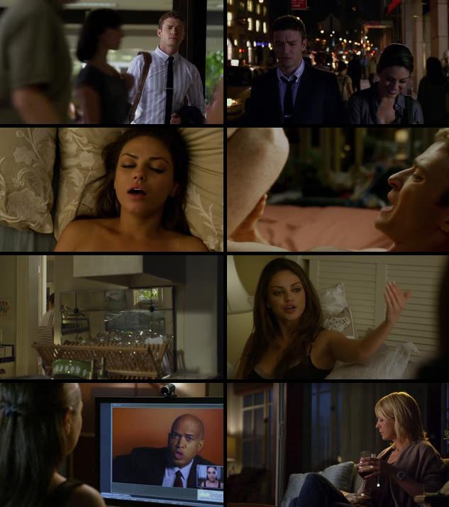 Friends with Benefits 2011 Dual Audio Hindi 720p BluRay