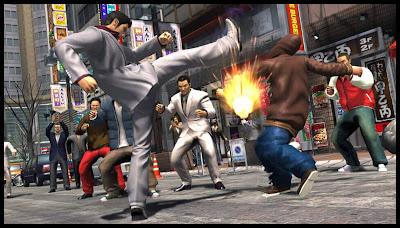Yakuza 4 Free Download For PC