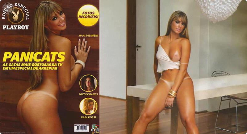 Playboy Especial – Panicats
