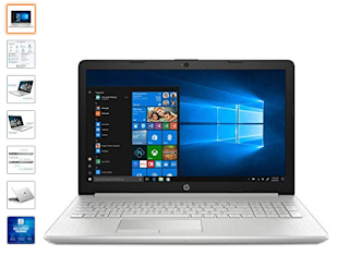 HP Intel Core i3 Laptop,  7th gen 15.6-inch Laptop (4GB/1TB HDD/Windows 10 Home/Natural Silver/2.04 kg)