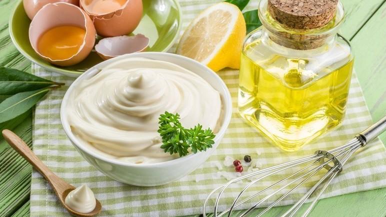 Cara membuat mayonaise sendiri