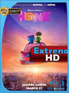 Home: No hay lugar como el hogar (2015) HD [1080p] Latino [Mega] dizonHD