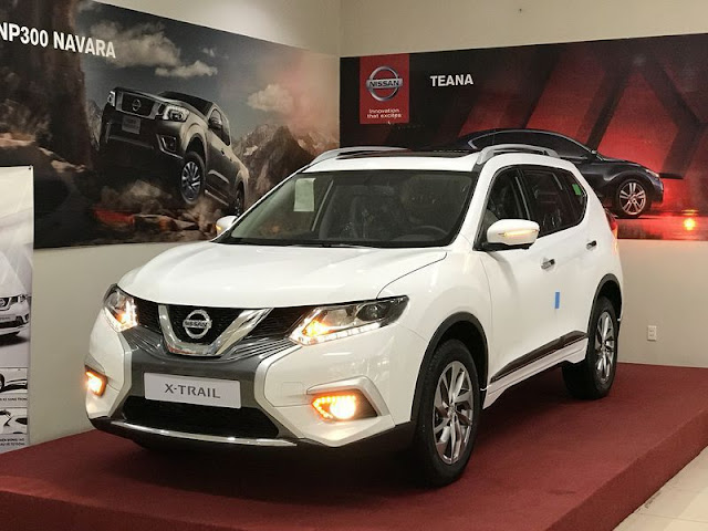 Nissan X-Trail reduced the price of shock, up to 133 million 2019