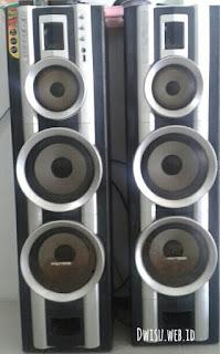 Speaker Aktif Vs Speaker Pasif