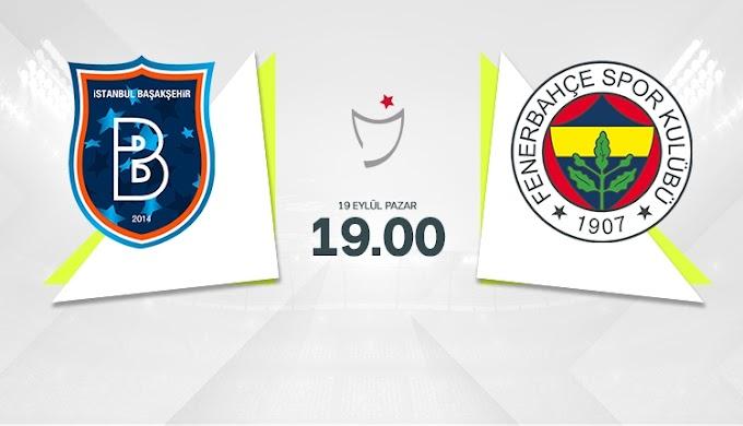 JUSTİN TV İZLE / Fenerbahçe Medipol Başakşehir Canlı izle , FB Başakşehir maçı taraftarium24 izle