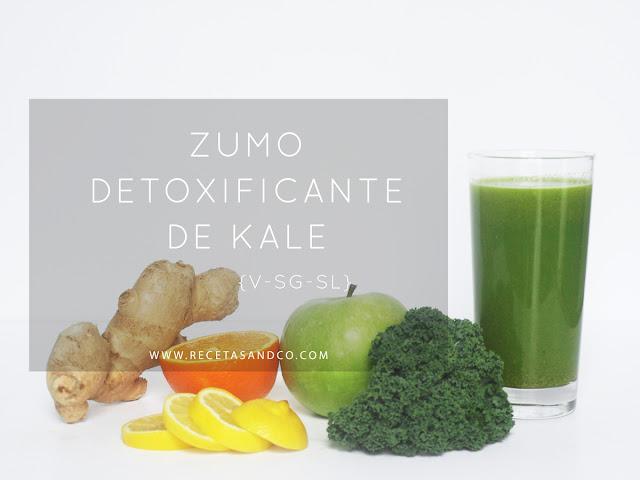 Zumo Detox Kale