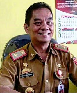 Kadis PMD Lambar akan cek BLT-DD di Pekon Pajar Agung yang diduga tidak tepat sasaran