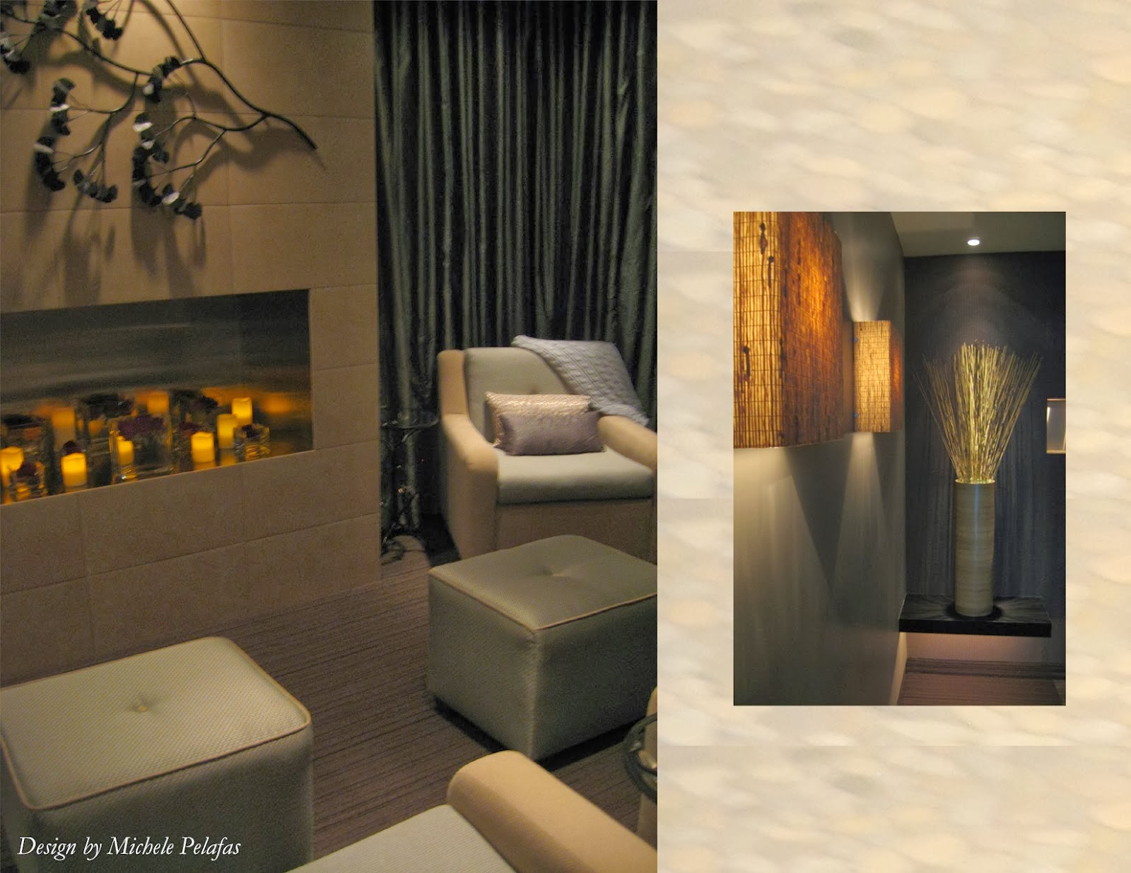 Michele Pelafas: Spa Design