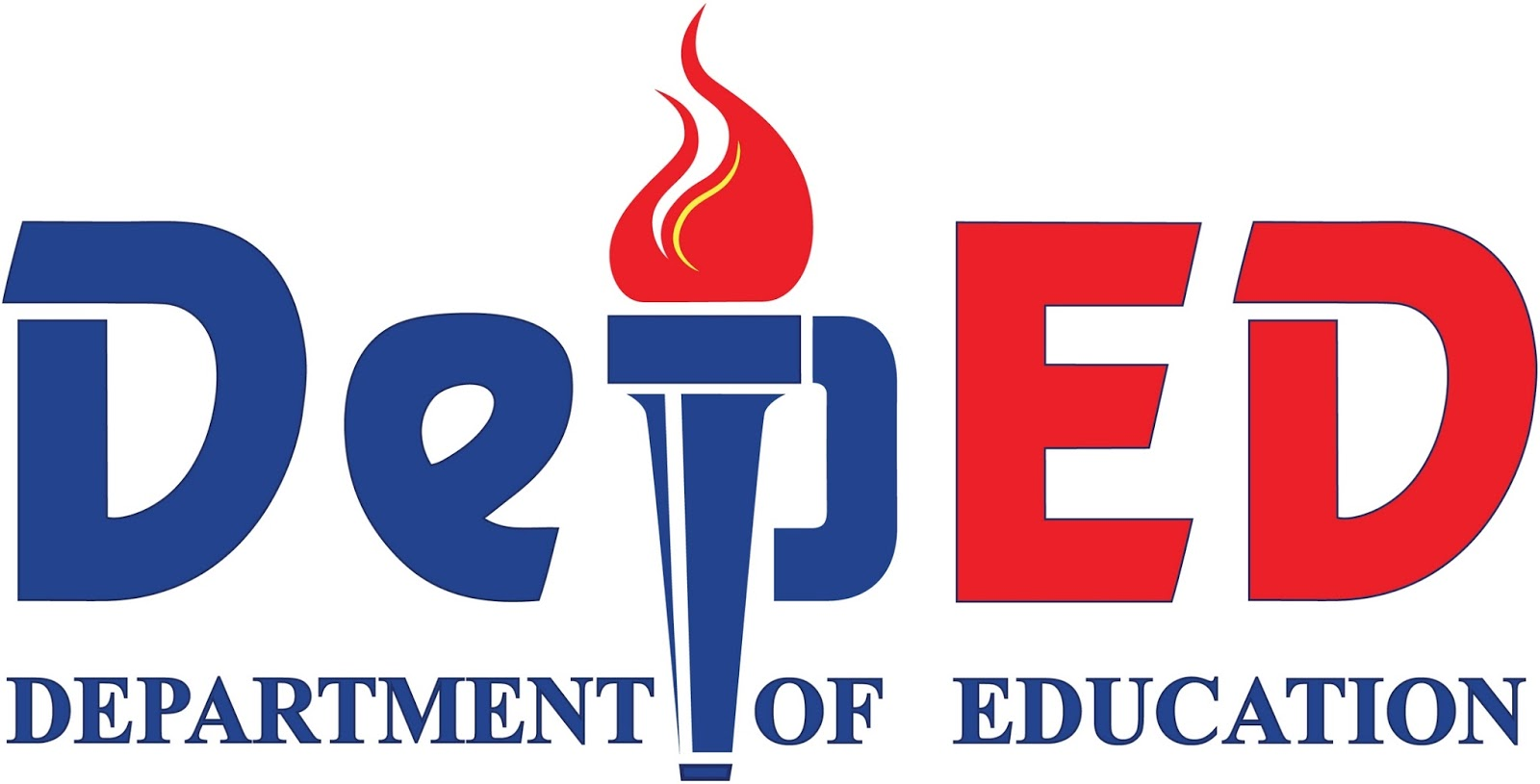 DepED Department of Education Logo Seal