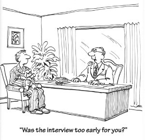Jackie's Point of View: Job Interview Tips, Preparation