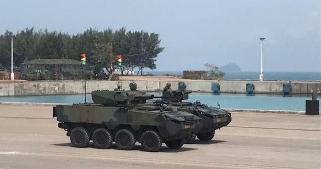 Pandur II TNI AD