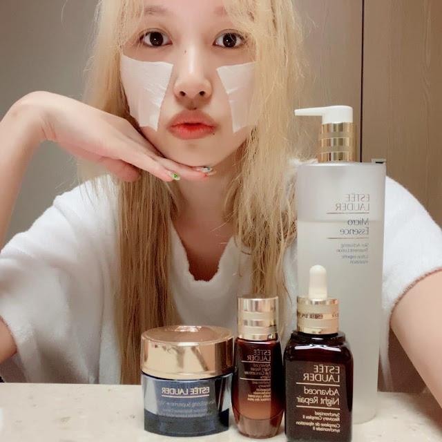 Twice Mina Instagram