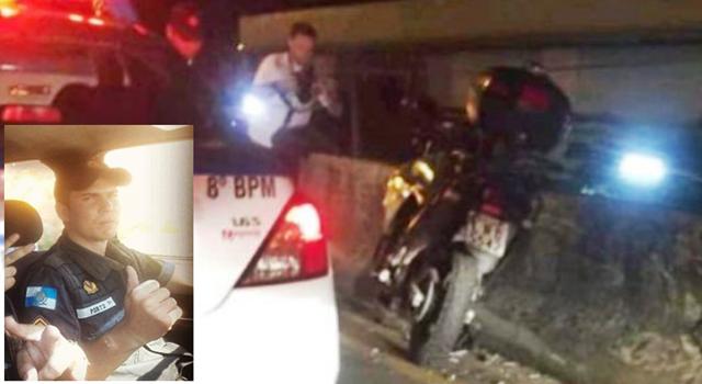Policial morre após cair de ponte durante perseguição em Campos