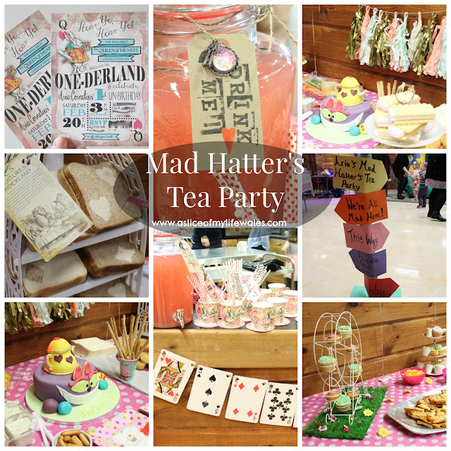 mad hatter's tea party theme ideas