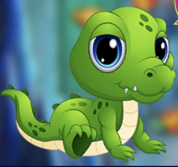 Games4King Baby Crocodile…