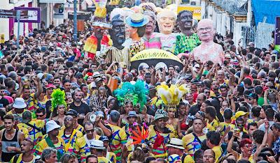 Berbigão do Boca Carnaval de Florianópolis