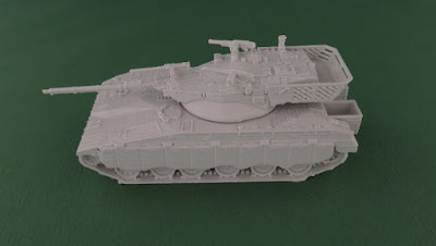 Merkava MBT 3