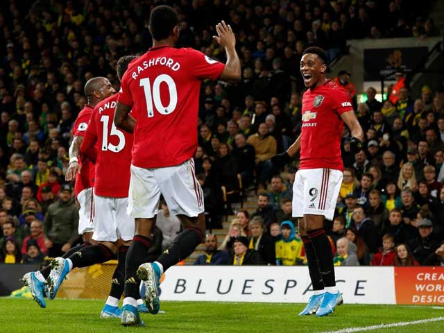 """MU """"biến ảo"""" với Martial: Tỷ lệ thắng tăng đột biến, tự tin đánh bại Chelsea"""