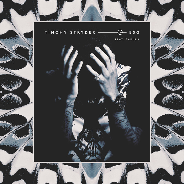 Tinchy Stryder - ESG (feat. Takura) - Single Cover