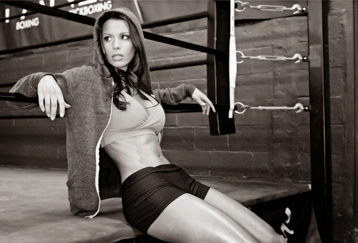 Jelena Abbou - Figure Competitor