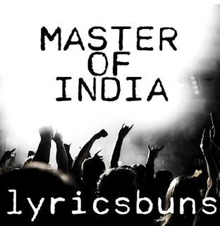 Master of India