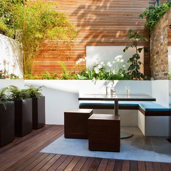 Urban Garden Design: Garden Design: Contemporary Gardens