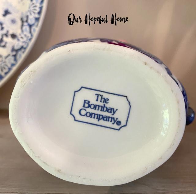 The Bombay Company trade mark