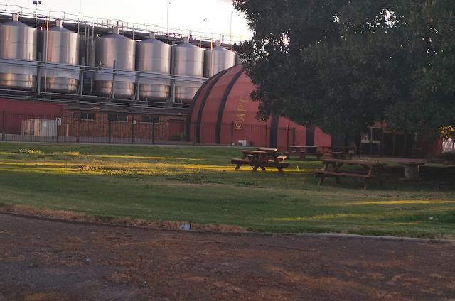 BIG Barrel in Hanwood