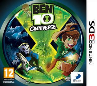 Ben 10 Omniverse 3DS, español, mega
