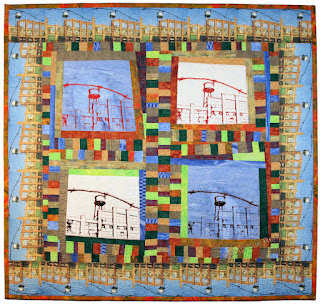 Silk Mill #1, by Sue Reno