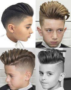 20 Trendy Boys Haircuts Styles Your Kids Will Love