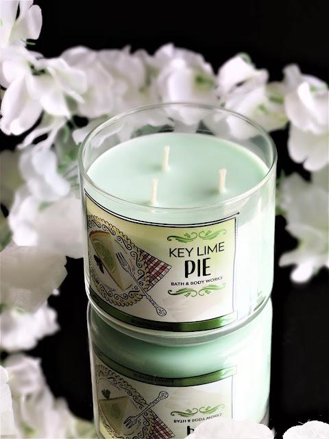 avis key lime pie bath & body works, key lime pie candle revie, key lime pie bath and body works candle review, bath & body works france