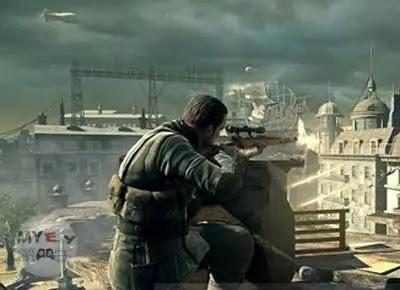 شرح طريقة تنصيب تحميل لعبة Sniper Elite 4 على الكمبيوتر