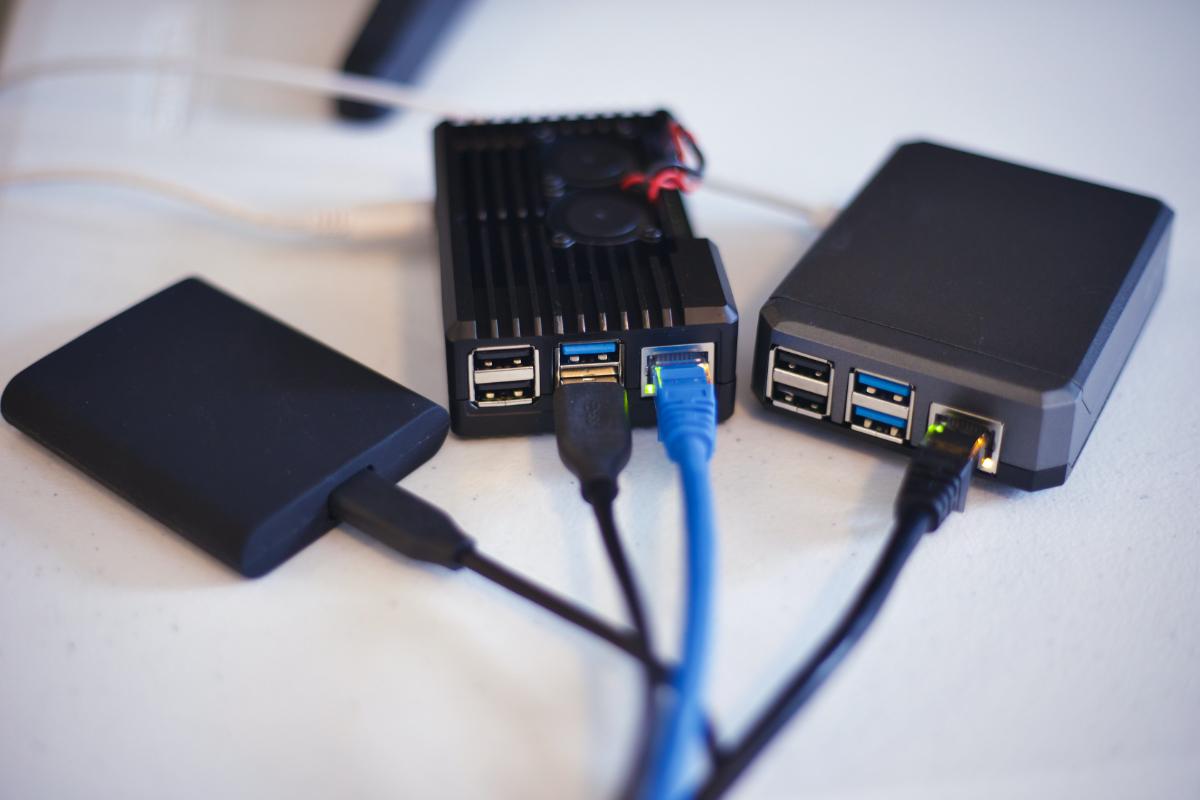 Come fare il boot di Raspberry Pi da SSD