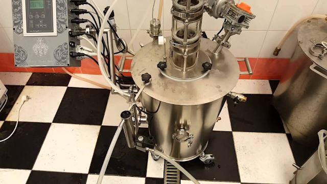 Автоматический самогонный аппарат