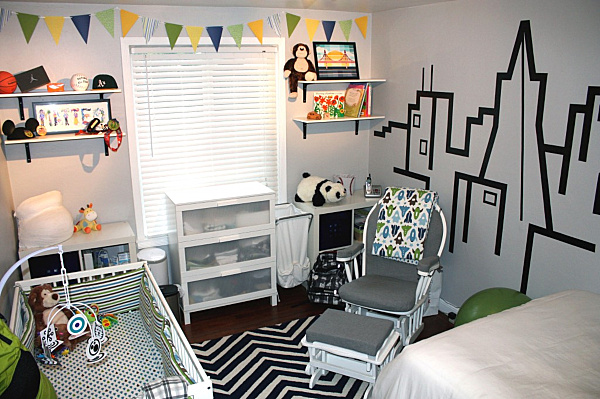 Baby Nursery Room Design Recommendations
