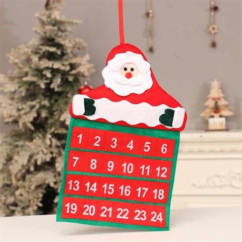 Tấm Lịch Ông Già Noel