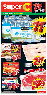 Super C Circulaire Flyer valid April 26 - May 2, 2018