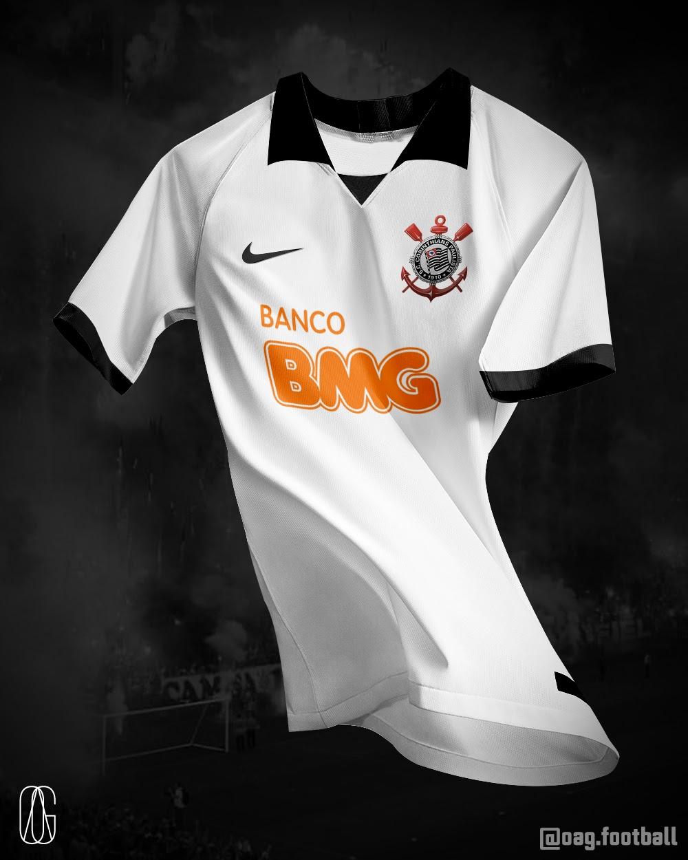 Uniforme Corinthians 2019