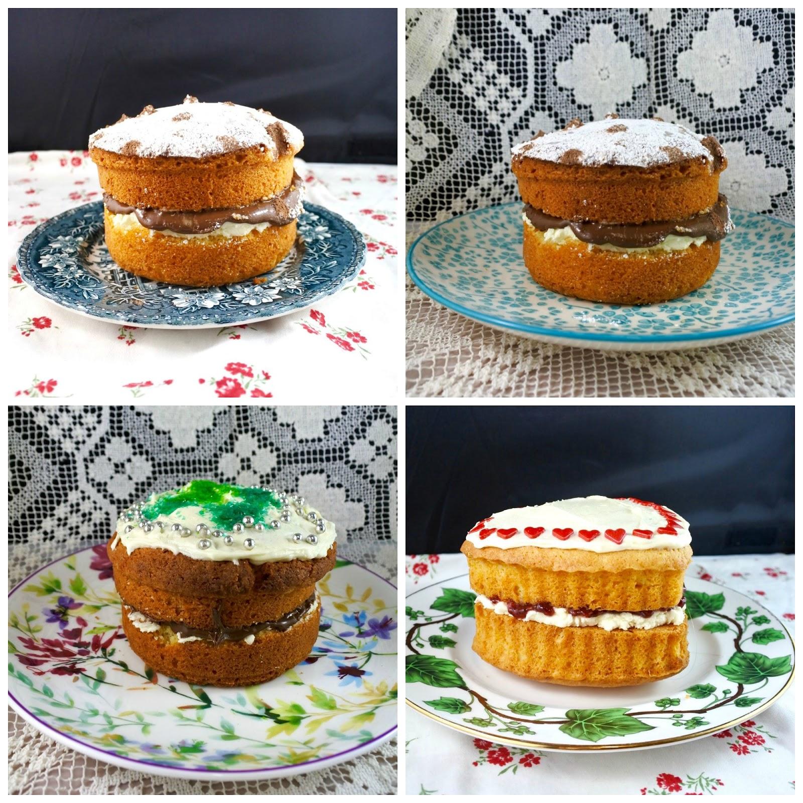 Geelong Butter Icing Cake
