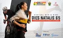 Dies Natalis 65 FK Unhas Virtual Run & Ride • 2021