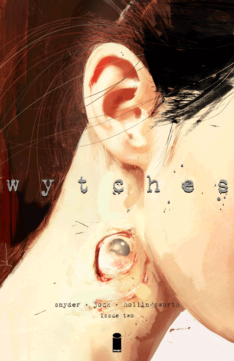 Wytches invade a young girls body