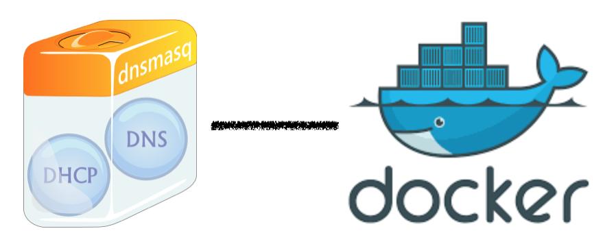 How to install dnsmasq in docker   井民全觀點(Jing's