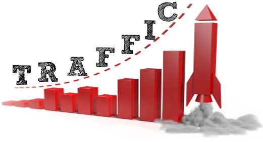 Marketplace site traffic