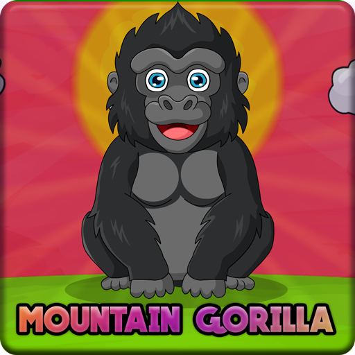 Baby Mountain Gorilla Esc…