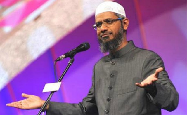 The news of Malaysian govt refusing Zakir Naik's asylum is false. - Truth Arrived