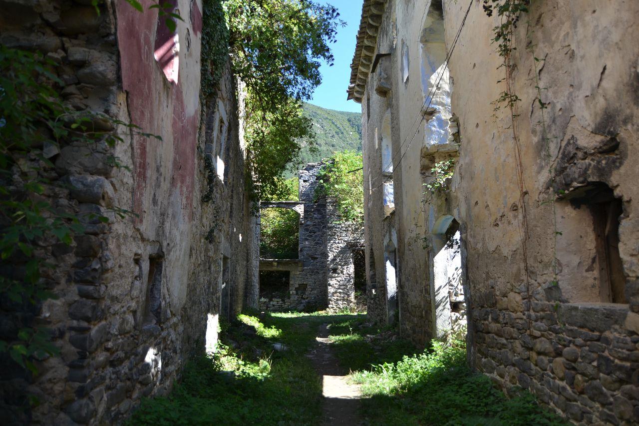 pueblos abandonados huesca