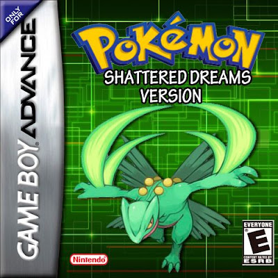 Pokemon Shattered Dreams GBA ROM Download